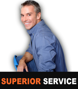 superior service for our plumbers